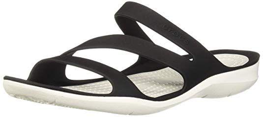 c447ad44aa7 Crocs Women s Swiftwater Sandal
