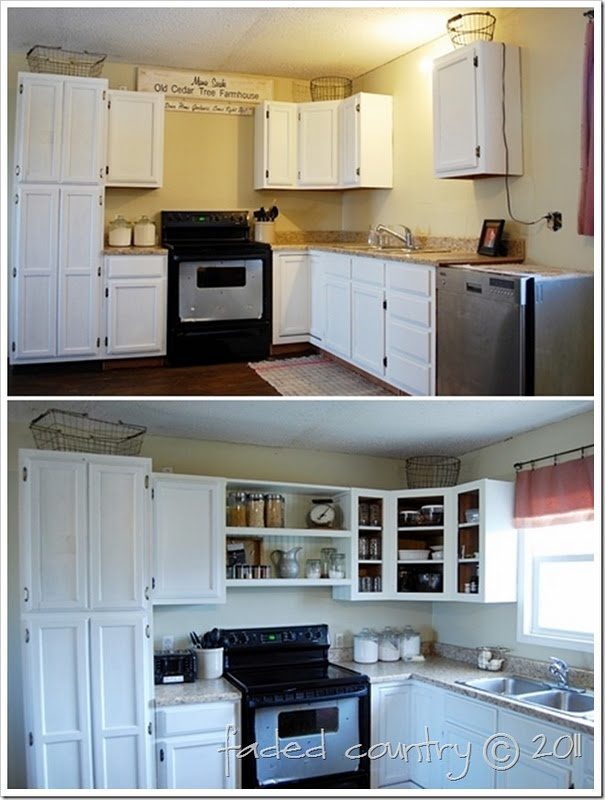 178 best images about diy kitchen cabinet redo on pinterest diy countertops open cabinets and. Black Bedroom Furniture Sets. Home Design Ideas