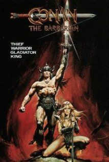 Conan the Barbarian (1982) - Yup! I was terrified by James Earl Jones in this movie!!