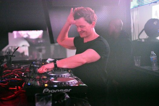 Fedde Le Grand at Pacha NYC Sept. 3, 2015