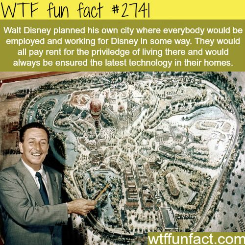 Walt Disney Ideas for Disney Land City - WTF fun facts Me. Stark's Original Stark Expo