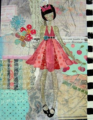 Julie Nutting Designs  love this dress!