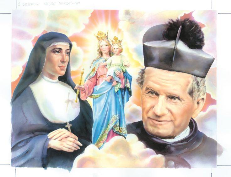 St Mary Mazzarello  | saintnook.com/saints/marymazzarello |