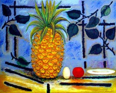 María Izquierdo (San Juan de los Lagos, Jalisco 1902 - Ciudad de México, D.F. 1955) fue una pintora con el nombre de María Cenobia Izquierdo Gutiérrez. Aunque la mayoría de sus biógrafos aceptan como fecha de nacimiento 1902, algunos otros establecen que fue en 1906. Fue la primera pintora mexicana en exponer sus obras fuera del país en el año 1930. Su primera exposición tuvo lugar en el Art Center de la ciudad de Nueva York. Murió en la Ciudad de México, el 3 de diciembre de 1955.