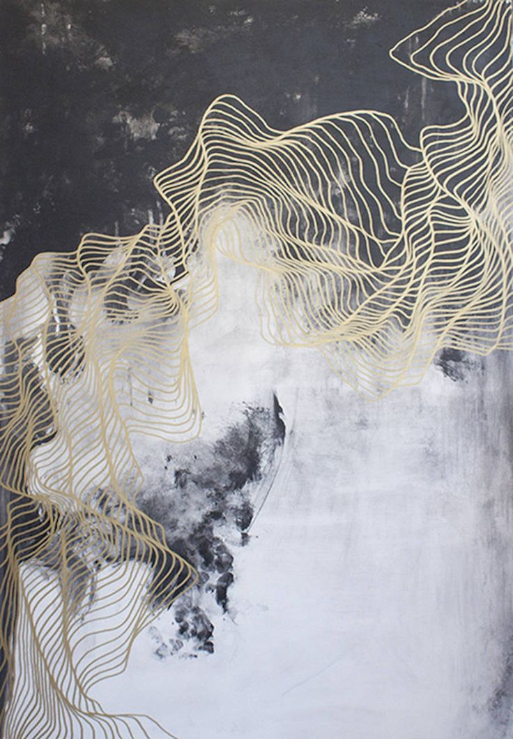 Ethereal Abstract Paintings – Fubiz Media                                                                                                                                                                                 More