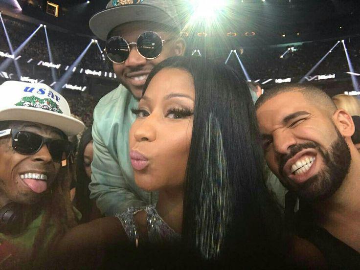 Nicki Minaj•Lil Wayne•Mack Maine•Drake (BBMAs2017)