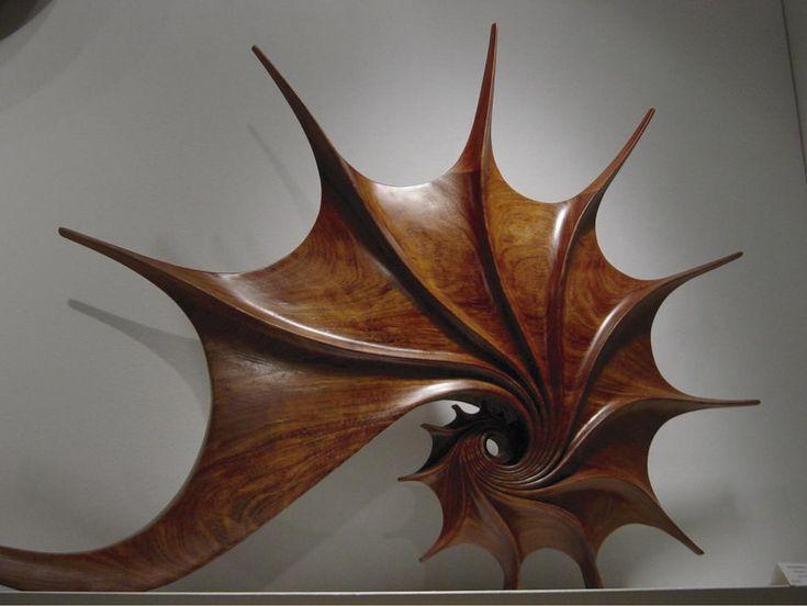 17 mejores ideas sobre talla de rbol en pinterest - Esculturas de madera abstractas ...
