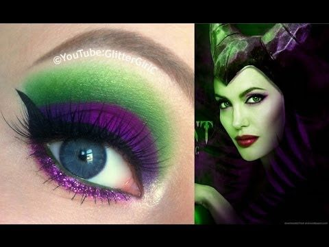 Disney Maleficent Makeup Tutorial - Collab with Emanuele Castelli. Youtube channel: http://full.sc/SK3bIA