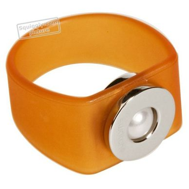 Swatch Bijoux Summer-Pearl-Orange-Ring JRO001-5 - 2002 Collezione Primavera / Estate