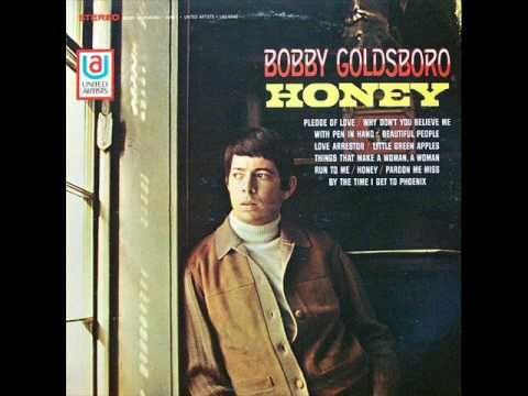 Honey by Bobby Goldsboro. Wow. A nine year old asks for this for Christmas? I was weird.