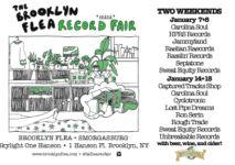 Brooklyn Flea *mini* Record Fair