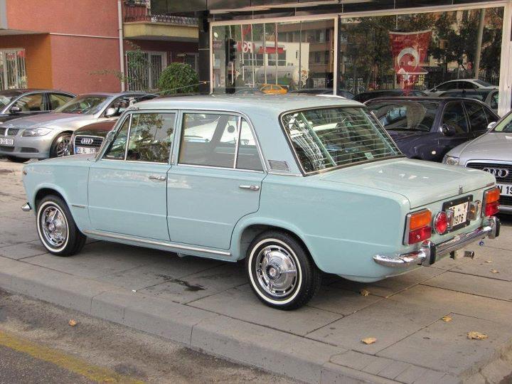 Fiat Murat 124 Resimleri 171 Tuning Ve Modifiye Cars