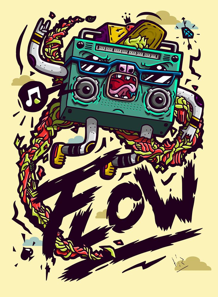 Flow • Fluxo e Movimento on Behance