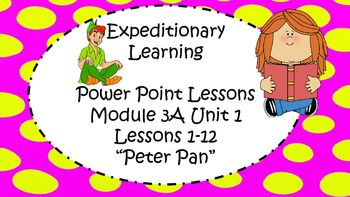 This digital download includes Power Point Lessons from the Common Core aligned NYS Curriculum Expeditionary Learning by Engage NY. The Power Point Lessons are for Module 3A Unit 1 Lessons 1-12 for 3rd grade. Everything you need in order to teach the lessons are here.