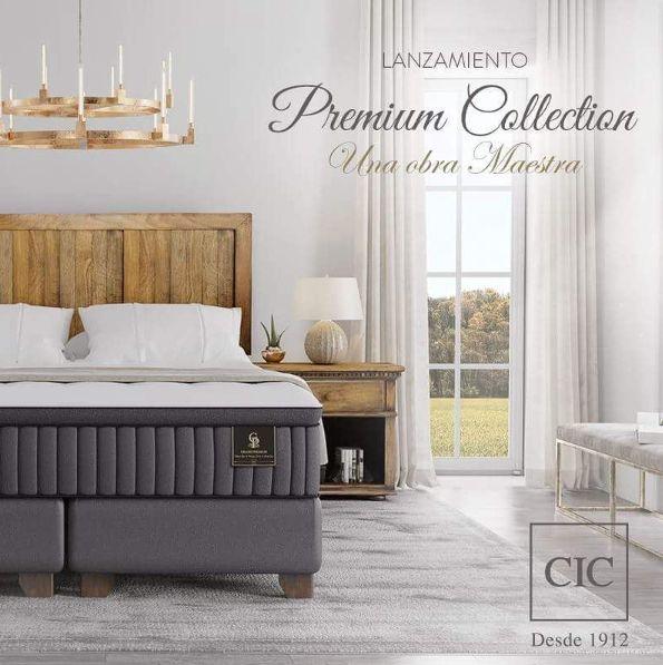 CIC: Premium Collection, una obra maestra #SantiagoElegante_CIC #SantiagoElegante  #Casa  #Colchones  #PremiumCIC  #camas #Hogar #Dormitorio #NuevaCostanera  #LuisPasteur