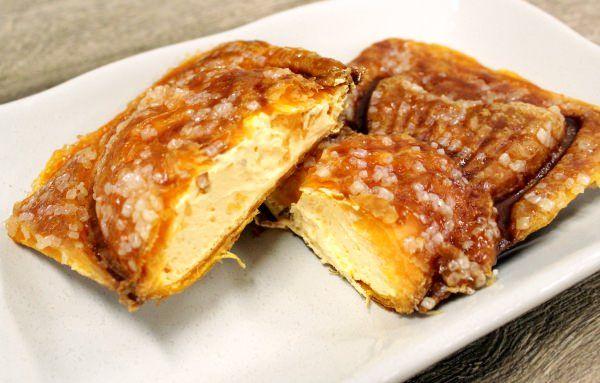 北海道産のメロンを使った贅沢なクロワッサンたい焼