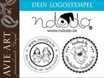 Logo Stempel - persönlicher Logostempel