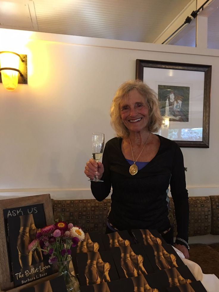 The Ballet Lover by Barbara L. Baer explores a famous event in ballet history. Cheers and thank you to Sonoma Wine Shop and Sebastopol Ballet School dancers for a wonderful afternoon Sunday, Nov. 5.! http://www.open-bks.com/library/moderns/the-ballet-lover/about-book.html