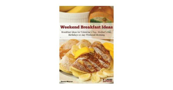 Weekend Breakfast Ideas! - http://gimmiefreebies.com/weekend-breakfast-ideas/ #Amazon #Cookbook #Ebook #Food #FoodPorn #Free #FreeEbook #Freebie #Kindle #Recipe #Recipes #ad
