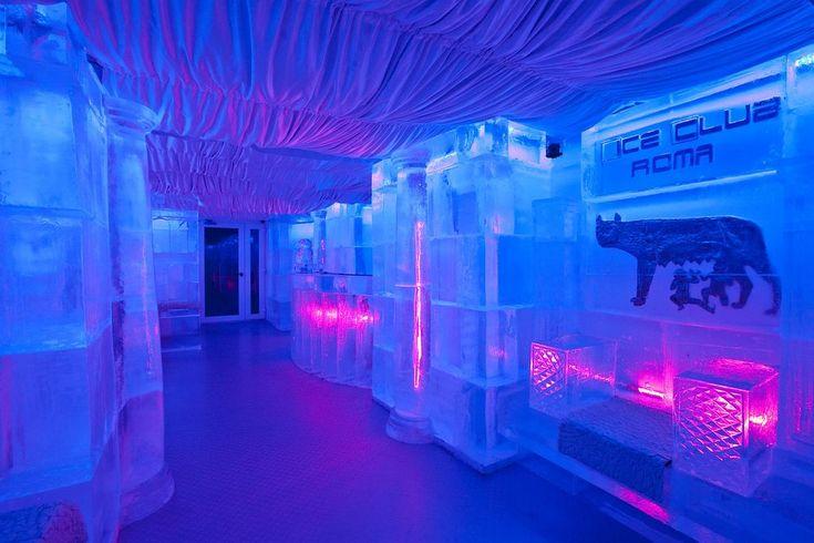 Ice Club Rome