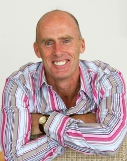 Mark McKeon has worked with our leaders on many occasions over many years, most recently in 2010.
