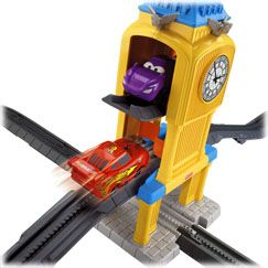 GeoTrax Escape from Big Bentley (Fisher-Price)