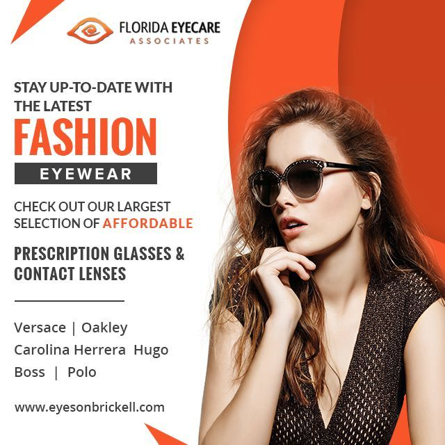 At Eyes On Brickell Optical Boutique, we are committed to providing quality eye-care and eye-wear to our clients. All of our eye-wear accessories come with a 1 year manufacturer's warranty.  For more info, visit http://eyesonbrickell.com  #EyeWear #Sunglasses #Gucci #Prada #JimmyChoo #Armani #Brickell #Miami