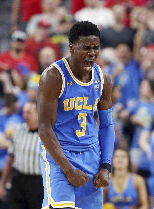 UCLA guard Aaron Holiday, Jrue Holiday's brother, declares ...