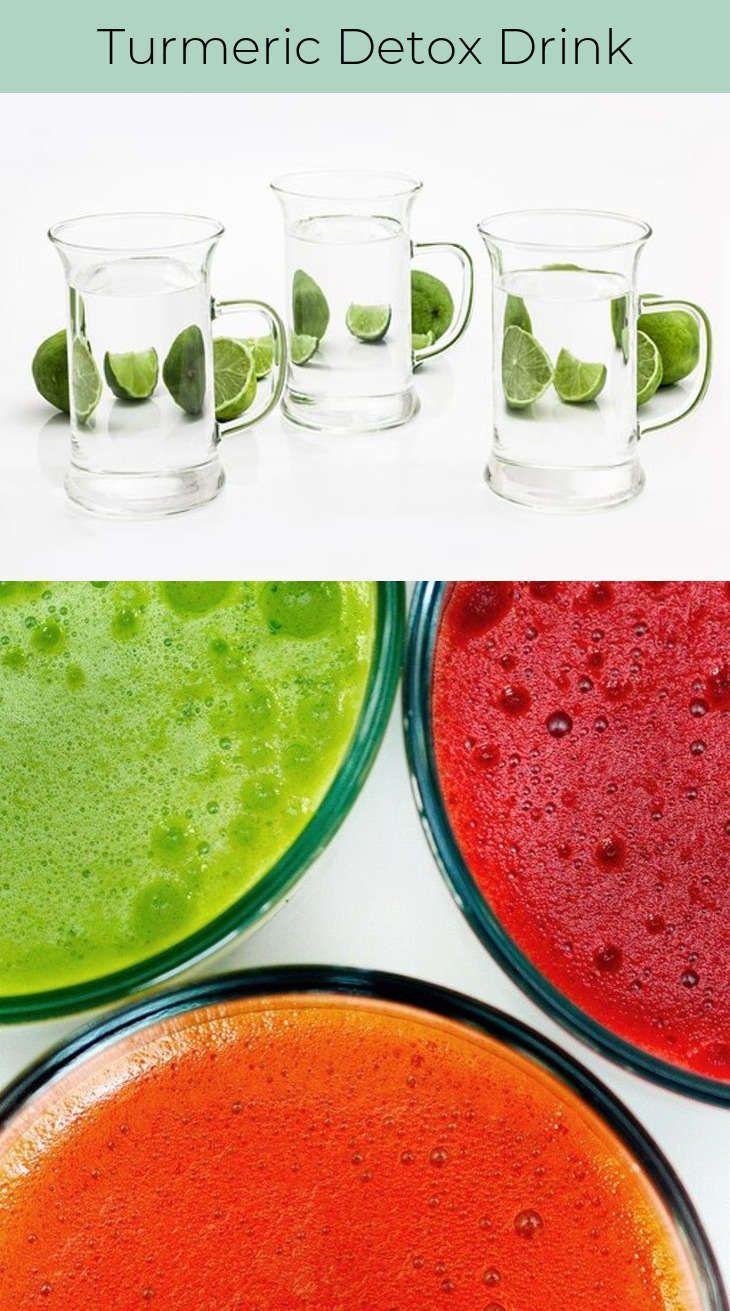 Best Homemade Detox Drinks For Weight Loss