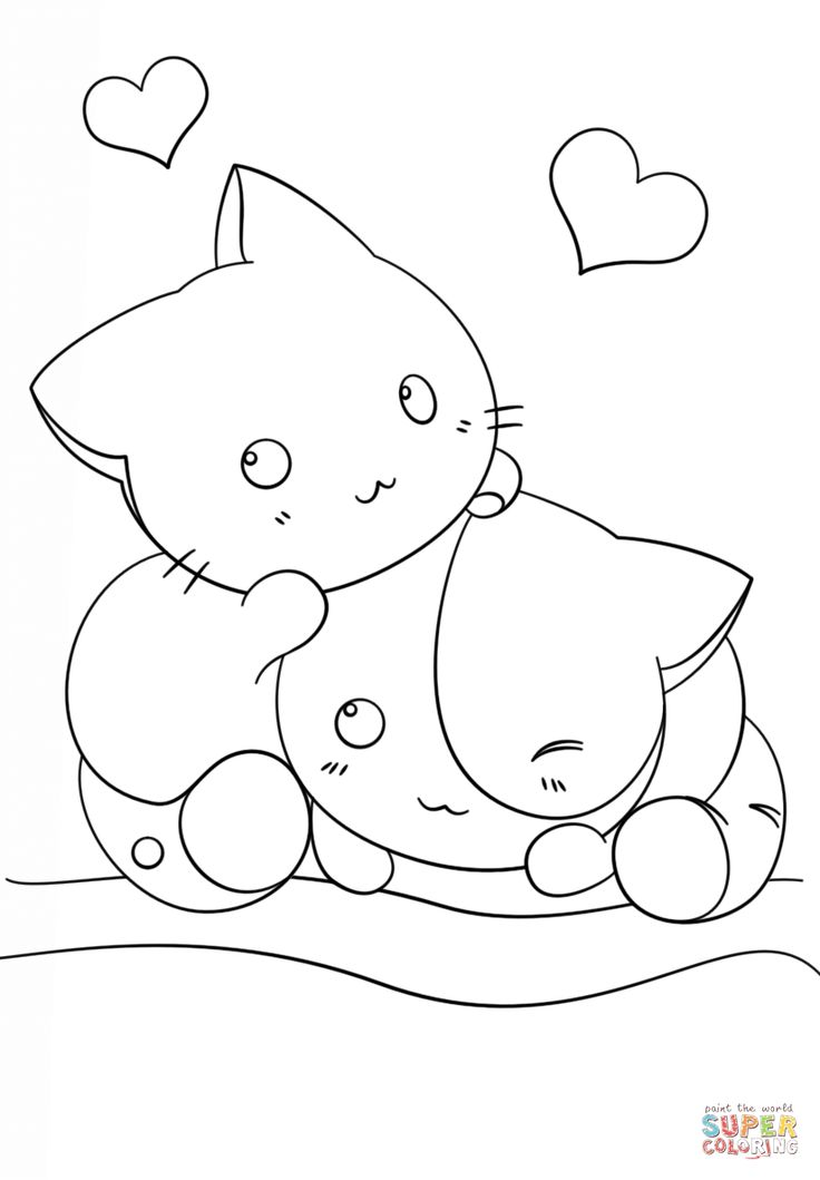 Rilakkuma Pages Coloring Pages