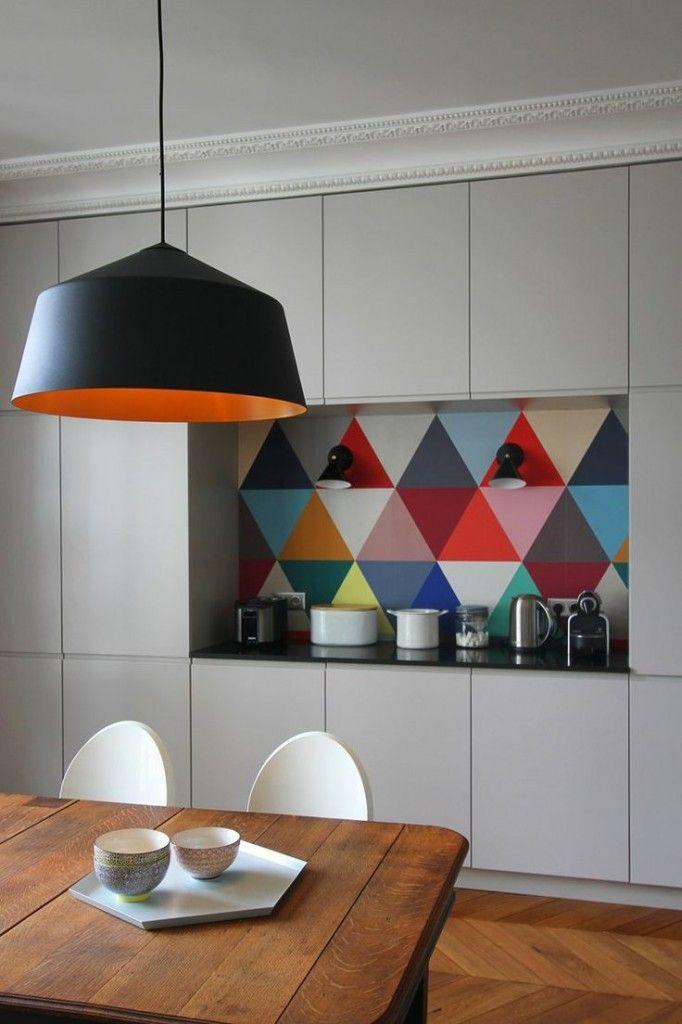 Home Challenge : La couleur dans nos intérieurs |