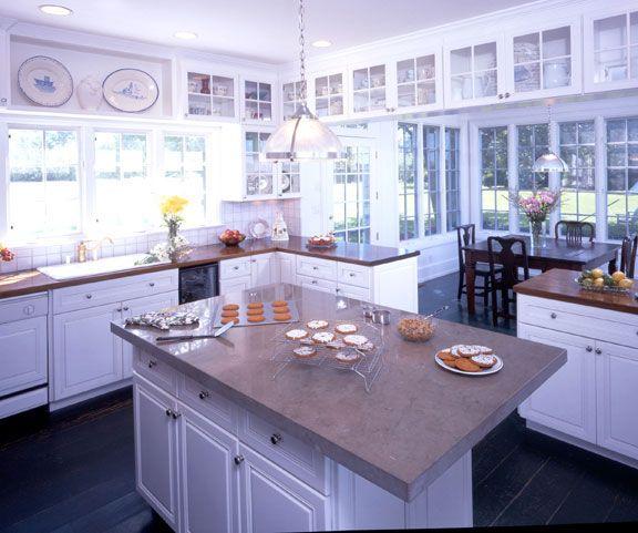 Nice Tedd Wood Fine Custom Kitchen Cabinetry | Cottage Kitchen And Bath Showroom
