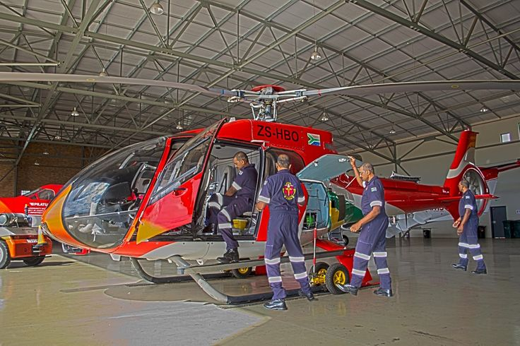 Day In The Life Of A Flight Paramedic | Arrive Alive South Africa
