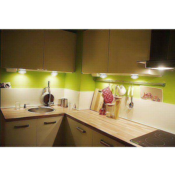 puck lights utilitech pro 25in plugin under cabinet 3 light led puck light income property decorating ideas pinterest puck lights