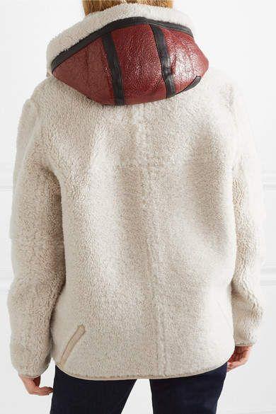 8cc078fb70293 Rag & Bone Ashlee Shearling Coat - Cream #Ashlee#Bone#Rag | Fashion ...