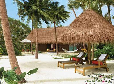 Luxury Beach Villas - One&Only Reethi Rah, #Maldives
