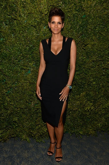 "Halle Berry Debuts Her Baby Bump and Talks ""Surprising"" Pregnancy 