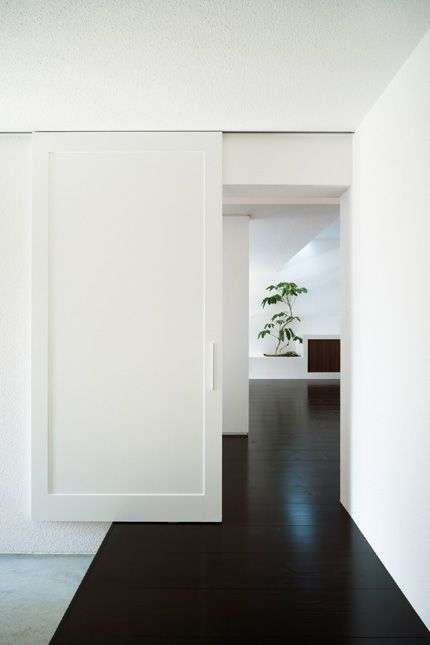 simple sliding interior door