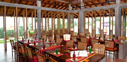 Restaurant @ Underneath The Mango Tree Spa & Beach Hotel Resort Sri Lanka