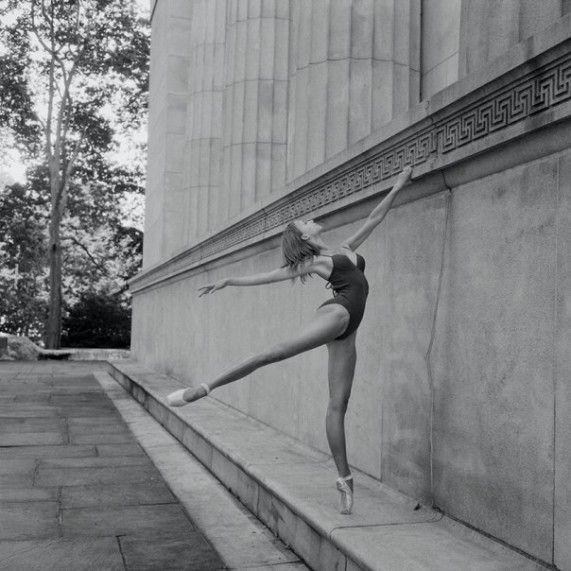 Прекрасные балерины в Нью-Йорке – проект фотографа Дэйна Шитаги (Dane Shitagi) / Профессиональные фотографии / Funtema — развлекательная сеть