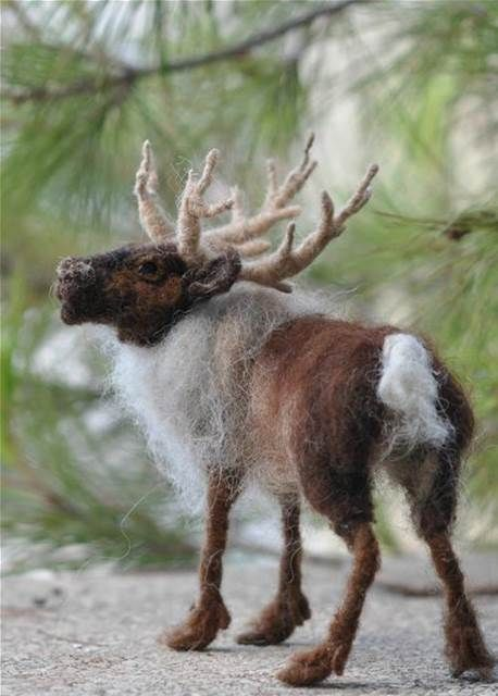 needle felted animals - Bing Images