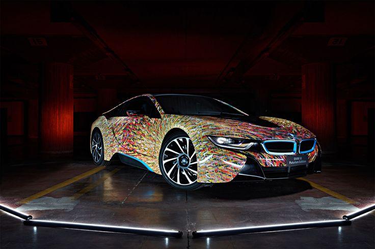 Концепт BMW i8 Futurism Edition скрасил юбилей марки в Италии https://www.drive.ru/news/bmw/57595a0fec05c440350000cd.html  Компания Garage Italia Customs, известная «звёздными» Фиатами и другими эксцентричными проектами, превратила гибрид BMW i8 в арт-объект с приставкой Futurism Edition. Шоу-кар создан в единственном экземпляре и посвящён 50-летию присутствия BMW на итальянском рынке. Автомобиль представили в мюнхенской штаб-квартире баварцев Адриан ван Хойдонк, глава BMW Group Design, и…