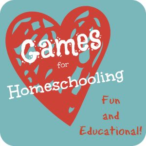 Educational games for homeschooling @CindyWest10