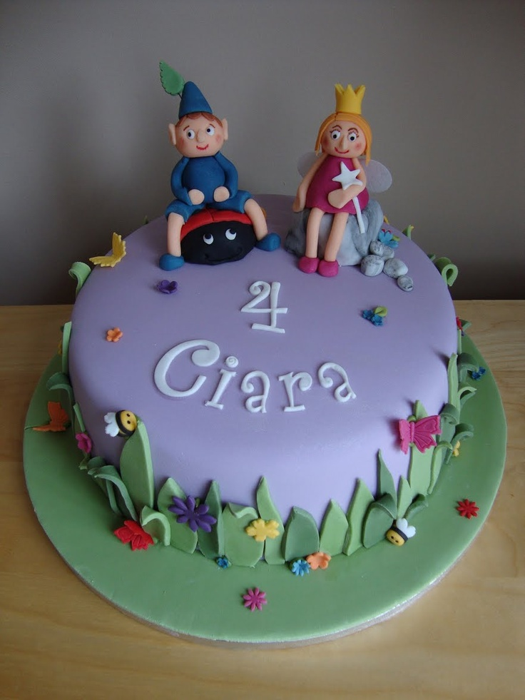 29 best BEN Y HOLLY images on Pinterest Birthday cakes ...