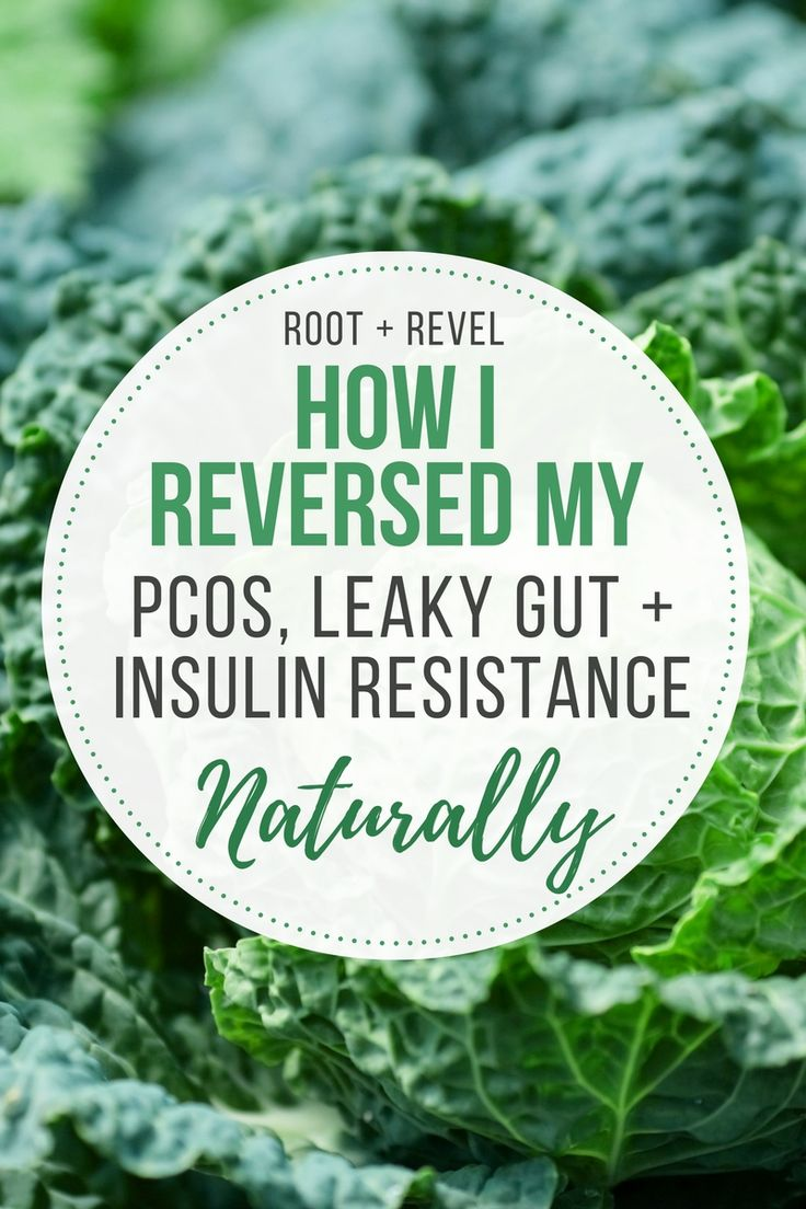 Learn how I reversed my PCOS, Leaky Gut and Insulin Resistance naturally with food, safe supplements and holistic lifestyle changes. No prescriptions required!