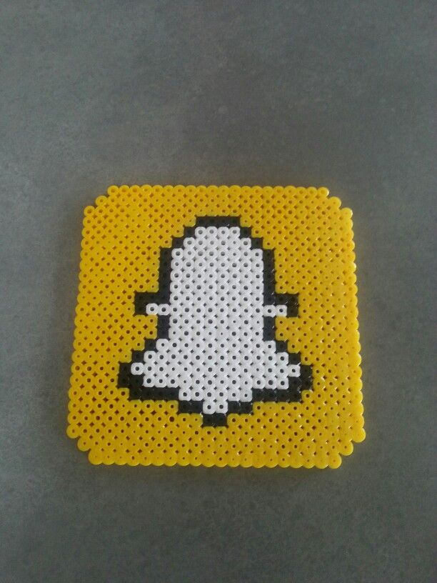 Snapchat My Work With Hama Midi Beads Pinterest Snapchat