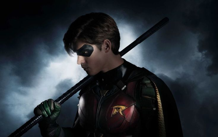 Coming soon to DC streaming service Planned as the flagship series for DC's new Netflix-rivalling streaming service,Titansis based on the Teen Titans comic series, charting the adventures of DC's younger heroes, and will star Brenton Thwaites as Dick Grayson / Robin, leader of the Titans. The moody teaser art is promising, but could this new series actually make Robin cool? You'll have to watch to find out.