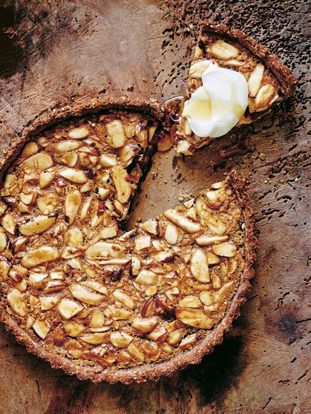 Brazil Nut Pie | Donna Hay