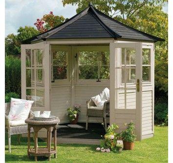 Cuprinol: Garden Shades Barleywood;   the colour is fantastic!