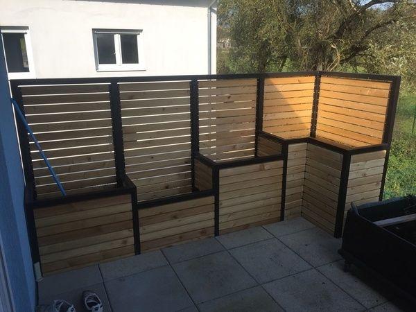 18+ Jardiniere brise vue terrasse inspirations
